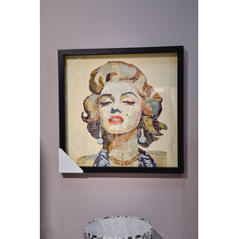 Коллаж MARILYN MONROE, арт. NWI.PCT.AC.7, NEW IMPRESSION